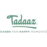 Tadaaz (NL) kortingscode 10% korting