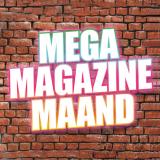 Mega Magazine Maand maart 2019 logo