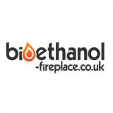 Bioethanol-fireplace (UK)