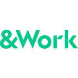 &Work logo