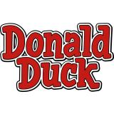 Donald Duck + Vakantieboek logo
