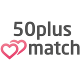 50plusmatch (NO) logo